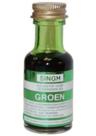 singh-kleurstof-groen