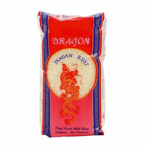 Dragon Pandan Rijst (1 Kg)