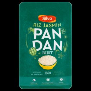 Silvo: Pandan Rijst (1 kg)