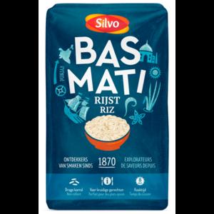 Silvo Basmati Rijst (1-kg)