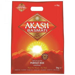 Akash Basmati Rijst (5 KG)
