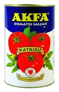 Turkse tomaten puree (Akfa-420 gram)