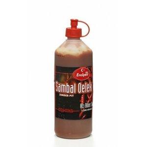 Turkse sambal oelek zonder pit hete peper (Erciyes-500ml)