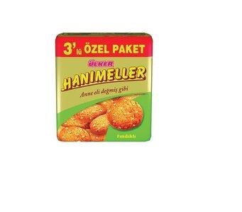 Ulker hanimeller met hazelnoten (330 gram)