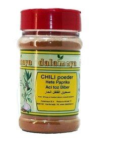 Chili poeder van Dalamaya kruiden (fles)
