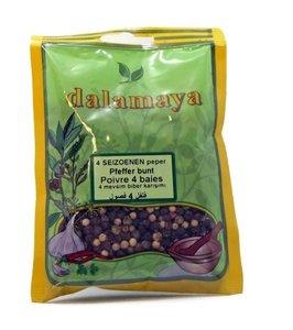 4 seizoenen peper van Dalamaya kruiden (zakje)