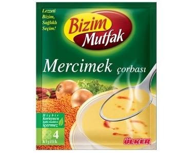 Turkse mercimeksoep