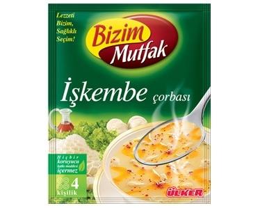 Turkse penssoep van Ulker Bizim (Iskembe)