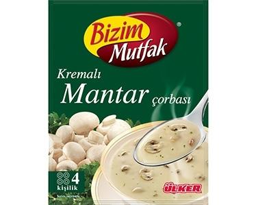 Turkse champignonsoep van Ulker Bizim (Mantar)