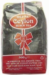 Turkse ceylon thee van Defne( Zwarte thee - 500 gram)