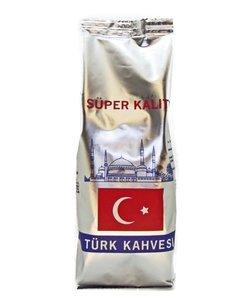 Turkse gemalen koffie (250 gram)