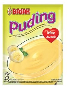 Turkse bananenpudding (Basak)