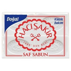 Turkse hamamzeep naturel (Haci Sakir)